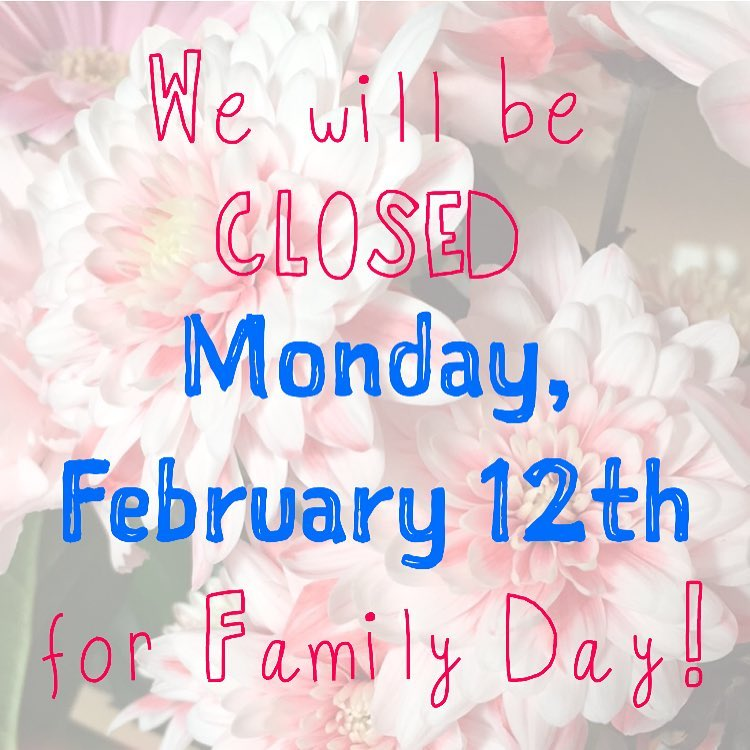 Family Day: Office CLOSED